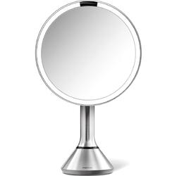 Lusterko kosmetyczne z kontrolą natężenia podświetlenia twarzy LED simplehuman ST3026