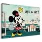 Mickey shorts cafe au lait - obraz na płótnie