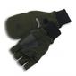 Rękawiczki polarowe pinewood 5-palczaste+łapki 9109