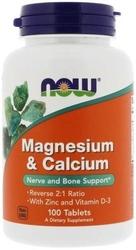 Magnesium  calcium x 100 tabletek