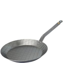 Patelnia stalowa do steków de Buyer B Element 24cm D-5616-24