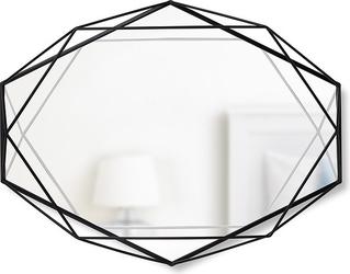 Lustro prisma czarne