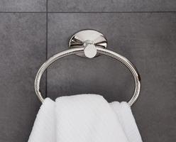 Wieszak owalny na ręcznik oblique robert welch oblbr3321v