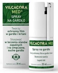 Vilcacora med spray na gardło 30ml