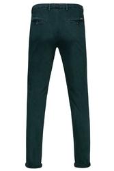 Spodnie męskie zielone typu chino 48