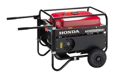 Honda agregat prądotwórczy ecmt 7000 f i raty 10 x 0 | dostawa 0 zł | dostępny 24h |dzwoń i negocjuj cenę| gwarancja do 5 lat | olej 10w-30 gratis | tel. 22 266 04 50 wa-wa