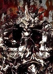 Legends of bedlam - diablo - plakat wymiar do wyboru: 29,7x42 cm