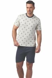 Rossli sam-py-113 piżama męska