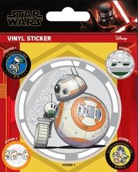 Star wars: the rise of skywalker droids - naklejki