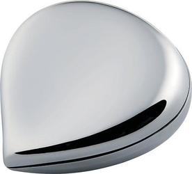 Pudełko na leki chestnut srebrne