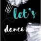 Taniec - plakat wymiar do wyboru: 29,7x42 cm