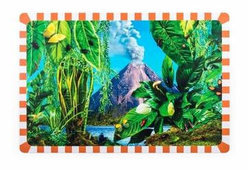 Podkładka Seletti Wears Toiletpaper Volcano