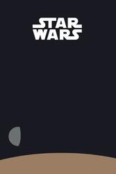 Star wars gwiezdne wojny nowa nadzieja - plakat premium wymiar do wyboru: 70x100 cm