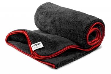 Waxpro perfect fluffy dryer black series – ręcznik do osuszania lakieru, 600gsm, 100x60cm