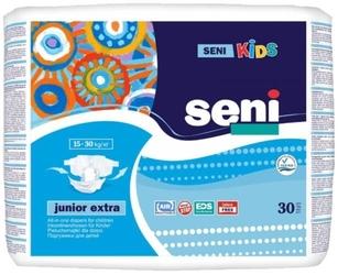 Seni kids junior extra pieluchomajtki 15-30 kg x 30 sztuk