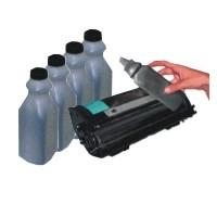 Toner do regeneracji economy class do lexmark c530  524  522  520 black 100g butelka - darmowa dostawa w 24h