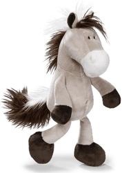 Koń szaro-beżowy 35cm