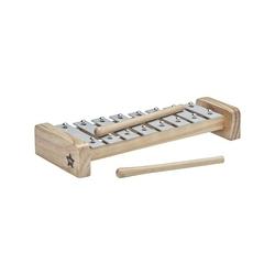 Drewniane cymbałki kids concept - szare