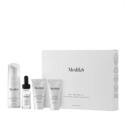 medik8 post-treatment kit zestaw do kompleksowej kuracji łagodzącej dla skóry poddanej zabiegom estetyczym