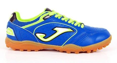 Buty halowe joma maxima 405 jr niebieski-żółty