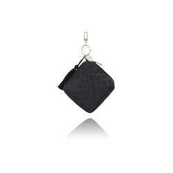 Czarna mini torebka etui