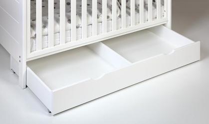 Szuflada na kółkach do łóżeczka dziecięcego troll nursery
