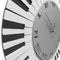 Zegar ścienny donizetti calleadesign szary-beżowy 51-10-2-3