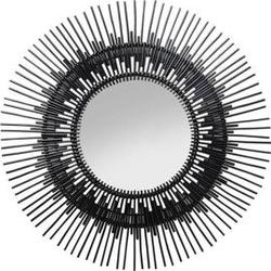 Kare design :: lustro icario black ø90cm