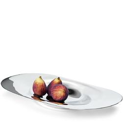 Patera stalowa na owoce Voila Philippi 38x20 cm P202007