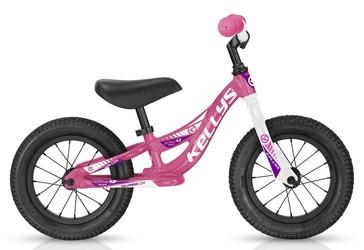 Rowerek biegowy kellys kite 12 różowy