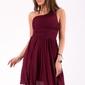 Evalola sukienka oberżyna 46037-4