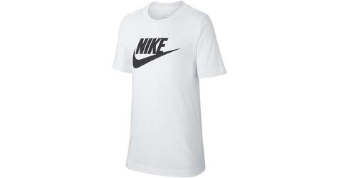 Nike koszulka b nsw tee futura icon td ar5252-100 170 biały