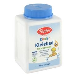 Toepfer kinder płyn otrębowy do kąpieli z olejkiem dla dzieci