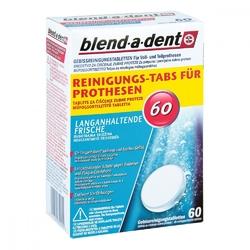 Blend a dent tabletki do czyszczenia protez