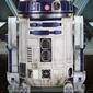 Star wars 7 robot r2-d2 - plakat