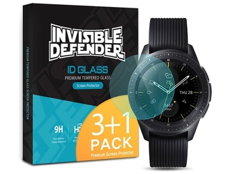 4x szkło ringke invisible defender samsung galaxy watch 42mm