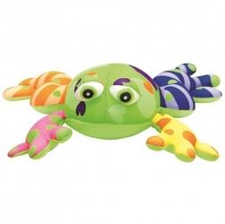 Gniotek kolorowa żabka
