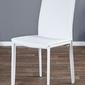 Interior space :: krzesło verona style - białe