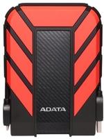 Adata dashdrive durable hd710 2tb 2.5 usb3.1 czerwony