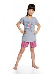 Piżama dziewczęca cornette 78751 kids girl shoes