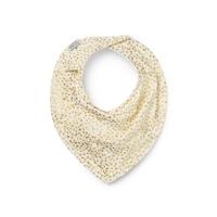 Elodie details - śliniakbandamka gold shimmer