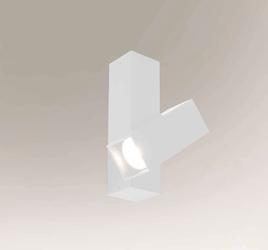 Shilo :: reflektor mitsuma biały
