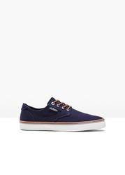 Sneakersy s.oliver bonprix ciemnoniebieski
