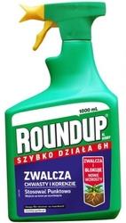 Roundup hobby al – działa już w 6 h – 1 litr