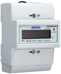 Wskaźnik zużycia energii orno or-we-502or-01y - szybka dostawa lub możliwość odbioru w 39 miastach