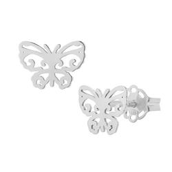 Kolczyki z motylkami 862