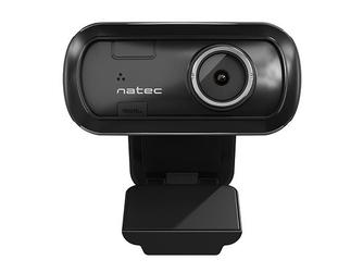 Natec kamera internetowa lori full hd 1080p