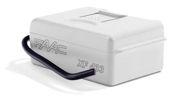 Moduł radiowy faac xf 433 mhz - szybka dostawa lub możliwość odbioru w 39 miastach