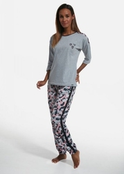 Cornette 191210 moro piżama damska