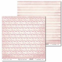 Ozdobny papier Vintage Tropical Island 30,5x30,5 cm - 04 - 04